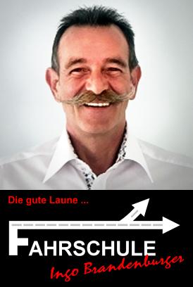 "Die ""Gute Laune Fahrschule"" Ingo Brandenburger"