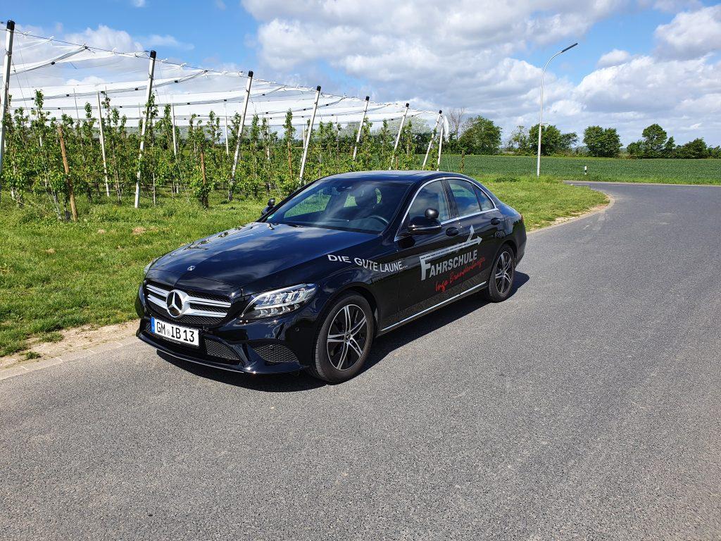 Neues Fahrzeug | Mercedes | GM-IB 13